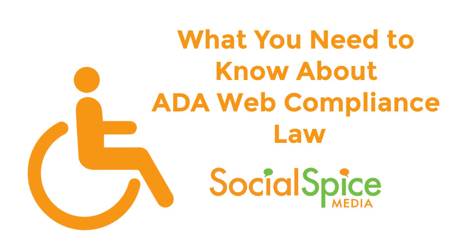 ADA wheelchair logo