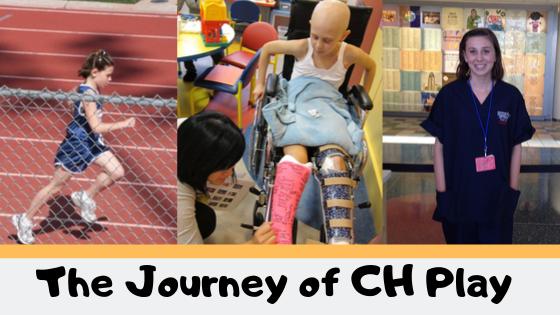 Jessica's journey to CHPlay
